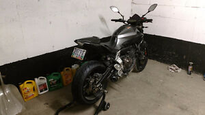 FZ-07 for sale