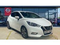 2017 Nissan Micra 0.9 IG-T N-Connecta 5dr Petrol Hatchback Hatchback Petrol Manu