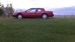 1993 Mercury Cougar XR7