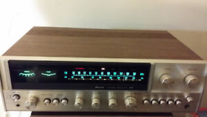 Sansui 881 Top Of the Line Receiver 1974-1976