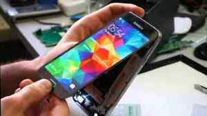 * Samsung Galaxy S3 S4 S5 Cracked Screen / LCD Repair On Spot*