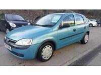 Vauxhall Corsa 1.7 DIESEL,5 DOOR,VGC,METALIC BLUE 68 MPG