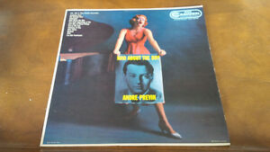 LP: Mad About The Boy, Andre Previn
