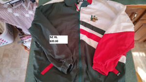 Halifax Mooseheads sz Xl Jacket