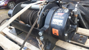 ATTENTION : WARN REBUILT 20,000 LBS WINCH !