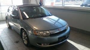 Saturn Ion w/Only 74kms - Power moonroof!