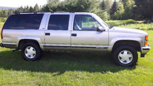 Rust Free  1999 Chevrolet 4x4 Suburban From Arizona