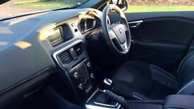 2016 Volvo V40 D2 (120) R Design Demonstrator Manual Diesel Hatchback