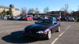 1998 Jaguar XK decapotable Cabriolet
