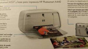 HP Photosmart A440 4 x 6 Photo Printer - brand new