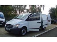 2012 MERCEDES BENZ VITO 2.1 CDI 110 SWB Compact Panel Van EU5
