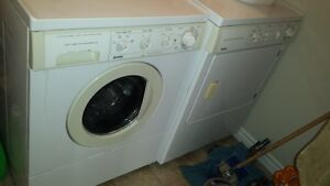Stackable Full Size Washer & Dryer