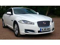2015 Jaguar XF 2.2d (163) Luxury Low Miles Automatic Diesel Saloon