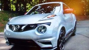 2014 Nissan Juke Nismo RS SUV, Crossover
