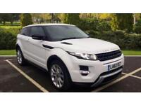 2012 Land Rover Range Rover Evoque 2.2 SD4 Dynamic 3dr (Lux Pack) Automatic Dies