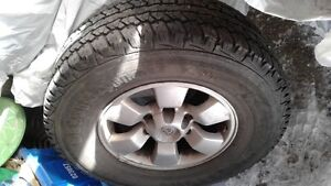 firestone destination A/T 265/70 R16
