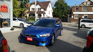2009 Mitsubishi Lancer NO ACCIDENTS/CLEAN CARPROOF