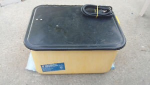 3.5 gallons parts washer