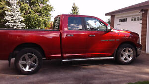 2011 Dodge Power Ram 1500 Big Horn Pickup Truck