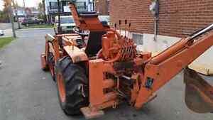 Tracteur kubora b8200