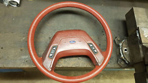 Ford Bronco II/Ranger Steering Wheel (1st/2nd Gen 1983-1992)