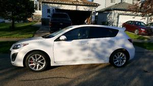 2010 Mazda 3 GT hatchback