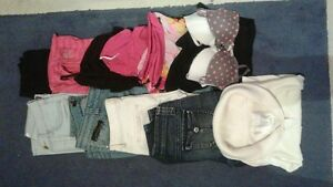 Jeans and tops sz 3...12 items