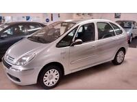 Citroen Xsara Picasso 1.6HDi ( 92bhp ) Desire 1 owner from new