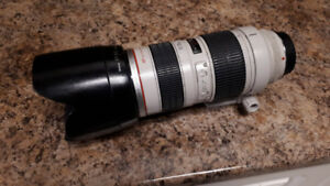 Canon 70-200 f2.8L (Non-IS)
