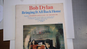 Bob Dylan, Bringing it all Back Home , song book