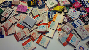 Hundreds of Matchbooks Match Books Matches Kitchener / Waterloo Kitchener Area image 4