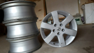 USED 16 inch Tire Rims (Nissan Altima OEM) for sale!