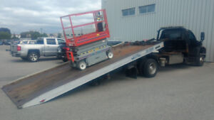 Affordable Towing Services- Flatbed Towing- 437-778-9632