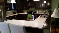 Used kitchen countertops for sale.