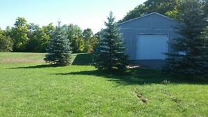 5 acres of land available for rent plus a huge workshop/storage Peterborough Peterborough Area image 3