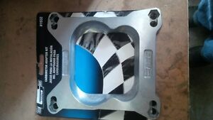 Adapter/spacer plate