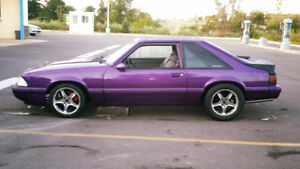 1987 mustang.  Price. Is. Firm