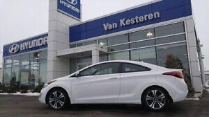 2014 Hyundai Elantra LIMTED COUPE