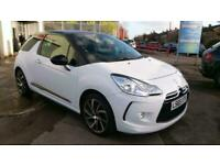 DS DS 3 1.2 PureTech ( 110ps ) ( s/s ) 2015.5MY DStyle Nav manual hatchback