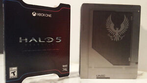Halo 5 Guardians Limited edition (mint condition)