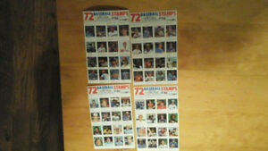 1983 Fleer Stamp Set (Baseball cards)