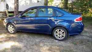 2008 Ford Focus ses fully loaded