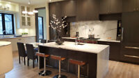 GREAT QUALITY COUNTER-TOPS, GRANITE, MARBLE QUARTS FREE SINK!!