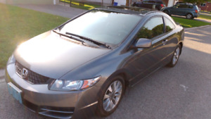 2010 Honda Civic 2-door - Great condition