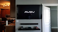 Professional TV Wall Mount/Projector & Home Theater Installation
