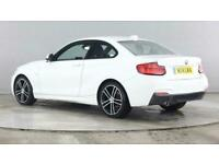 2019 BMW 2 Series 218i M Sport Coupe Coupe Petrol Manual