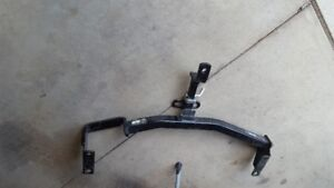 2001-2007 Dodge Caravan Hitch and Receiver