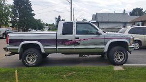 1997 Chevrolet Silverado 1500 Pickup Truck