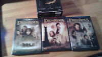 THE LORD OF THE RINGS - DVD FULLSCREEN