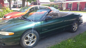 1998 Chrysler Sebring 1 Convertible